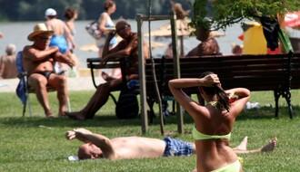 UPOZORENJE RHMZ: Paklene vrućine od petka do srede