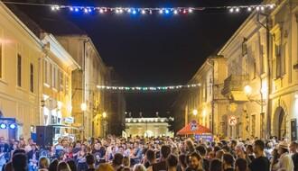 "POČEO ""GRADIĆ FEST"": Šou na nebu ostavio Novosađane bez daha (FOTO)"
