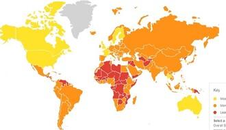 Srbija na 41. mestu u svetu po spremnosti za epidemiju