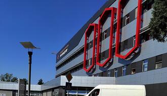 Žena pretila da će da skoči sa zgrade Kliničkog centra Vojvodine