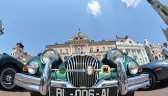 Vožnja i izložba oldtajmer vozila u Bačkoj Palanci i Novom Sadu