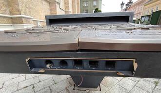 FOTO PRIČA: Demoliran mobilijar svuda po centru (i šire)