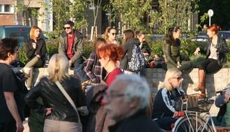 Održan 16. Protest protiv diktature - sutra pravac Beograd