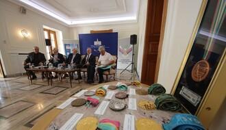 """Na Petrovaradinskoj tvrđavi predstavljena knjiga """"Novosadski olimpijci"""""""
