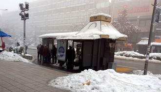 Umereno do potpuno oblačno i hladno, najviša dnevna u NS oko -2°C