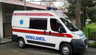 Azilantkinja teško povređena u saobraćajnoj nesreći