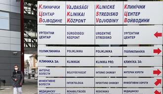 U novosadskim bolnicama 384 obolelih od kovida, 44 pacijenta na respiratoru