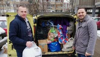 Donacije Novosađana uručene Svratištu za decu i mlade (FOTO)