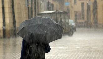Vreme danas: Pretežno oblačno sa kišom, najviša dnevna oko 13 stepeni