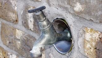 Ulica Arkadija Varađanina bez vode zbog havarije