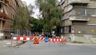 """Radovi """"Toplane"""" menjaju režim saobraćaja u okolini Riblje pijace"""