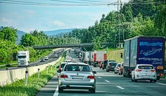 AMSS: Očekuje se pojačan saobraćaj na svim frekventnim putnim pravcima