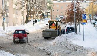Ledeno jutro: U celoj Srbiji debeli minus