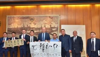 FOTO: Kineski privrednici posetili Skupštinu grada