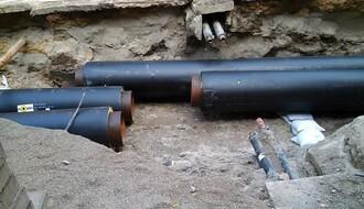 TOPLANA: Rekonstrukcija vrelovoda na Podbari, Grbavici, Detelinari…