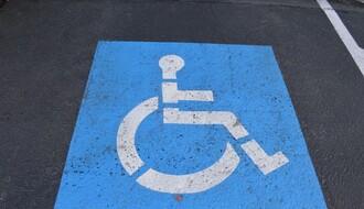 Parking nalepnice za osobe sa invaliditetom važiće do kraja marta