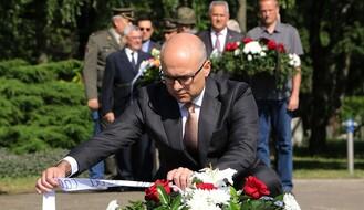 Obeležen Dan pobede nad fašizmom polaganjem venaca u Novom Sadu