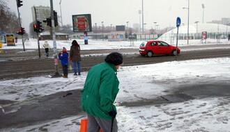 RHMZ: Obilnije snežne padavine sutra u celoj zemlji