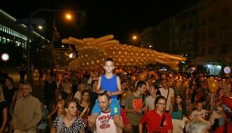FOTO: Svečana povorka otvorila u petak Festival uličnih svirača