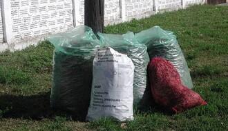 Raspored odnošenja baštenskog otpada od 29. jula do 2. avgusta