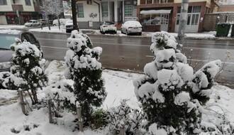"""RHMZ: Snežne padavine do petka, od 16. do 19. januara """"ledeni dani"""""""
