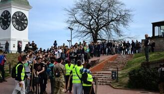Uspešna akcija UGRIP-a: Sa Petrovaradinske tvđave izneto 35 tona smeća (FOTO)