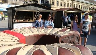 Počeo Festival nacionalnih kuhinja u Novom Sadu (FOTO)