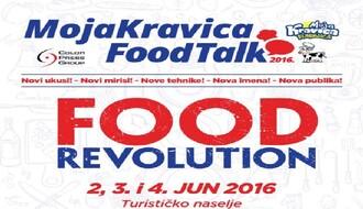 """Ceo region uživao u hrani i vinu u Novom Sadu na konferenciji """"Moja Kravica Food Talk 2016"""""""