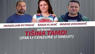 """Ima li cenzure u Srbiji:  """"Tišina tamo!"""" sutra u MZ """"Omladinski pokret"""""""