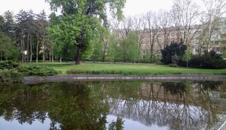 Jezero u Dunavskom parku ponovo napunjeno vodom