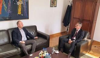 ĐURIĆ: Grad spreman da podrži svaku dobru investiciju iz Mađarske
