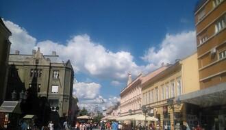 Promenljivo oblačno, mestimično s kišom, najviša dnevna u NS oko 16°C