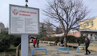 U novosadskim bolnicama leči se 310 kovid pacijenata