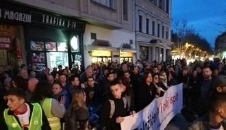 """Deseti protest """"Jedan od pet miliona"""" u petak u Novom Sadu"""