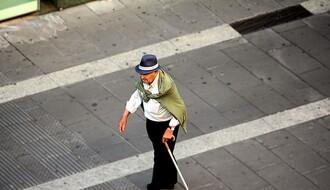 Stariji od 65 od danas u šetnju posle 18 sati, pojedini trgovinski lanci otvoreni do pet po podne