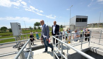 Završen prečistač otpadnih voda u Begeču, čeka se upotrebna dozvola