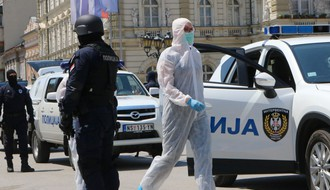 Sedam policajaca preminulo od posledica zaraze korona virusom