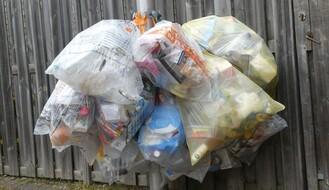 U NS su od 1. januara zabranjene plastične kese, još uvek nije počelo kažnjavanje