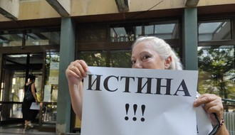 """""""Pravda za Ninu"""" ispred novosadske palate pravde (FOTO)"""