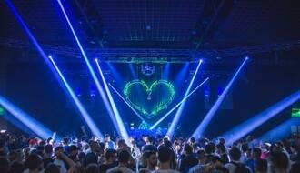 FOTO: Nova sezona Green Love žurki otvorena uz techno spektakl