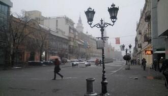Hladno i oblačno uz provejavanje snega, najviša dnevna u NS oko nule