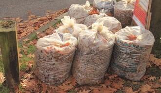 Raspored odnošenja baštenskog otpada od 13. do 17. novembra