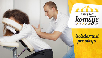 "Marko Bjelica, fizioterapeut: ""Office masaža"" postala stvar prestiža među novosadskim firmama"