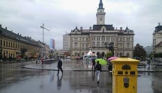 Vreme danas: Oblačno, mestimično s kišom, najviša dnevna u NS oko 17°C