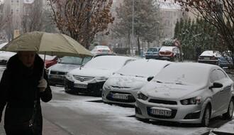 RHMZ upozorava na stvaranje snežnog pokrivača