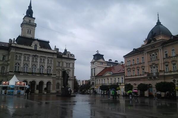 Vreme danas:  Hladno, mestimično s kišom, najviša dnevna u NS oko 7°C