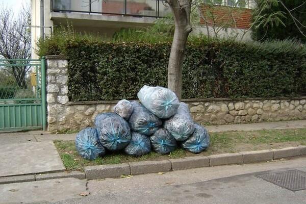 """JKP """"Čistoća"""": Raspored odnošenja baštenskog otpada"""