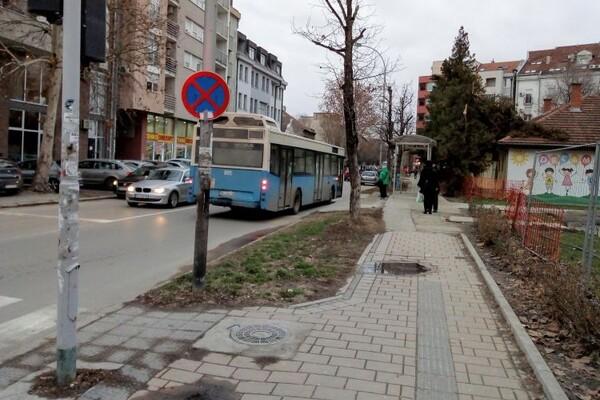 GSP: Radovi u Kosovskoj menjaju trasu linija 6, 11a i 11b