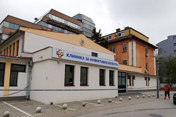KCV:  Od kovida se leči 405 pacijenata, na respiratorima 27 obolelih