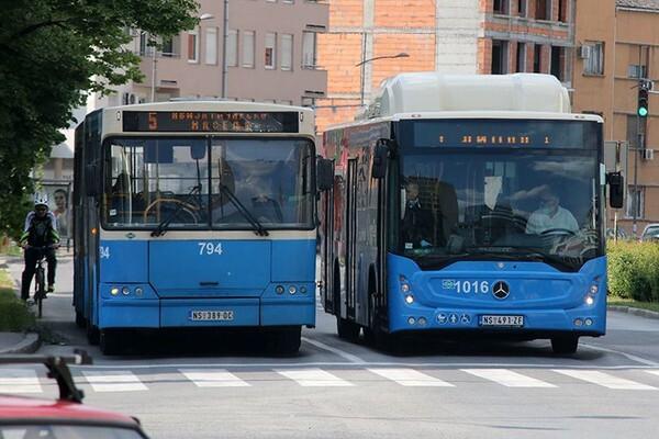 Privremena izmena trasa autobuskih linija u toku Exita